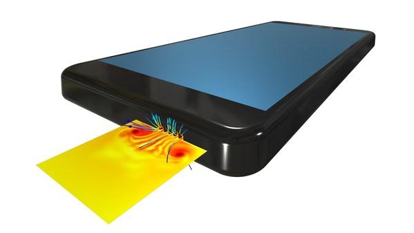 声速和热扰动的模拟结果显示了压力波与栅极结构相互作用而引起的涡脱落。这种类型的非线性热黏性声学效应在高保真移动设备扬声器的分析中具有重要意义。