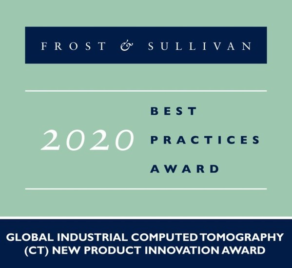 WENZEL Applauded by Frost & Sullivan for Completely Automating the Entire CT Process Workflow with Its exaCT L Offering
