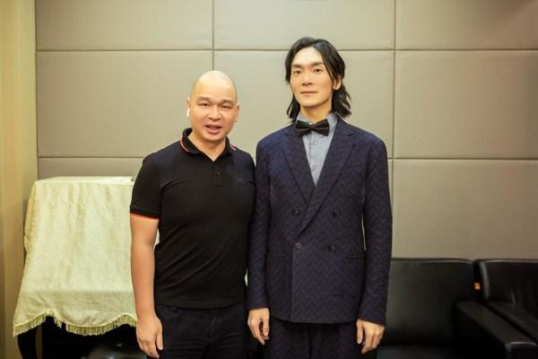 彩色星球科技CEO鲁宗岳与吴牧野