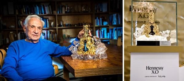 轩尼诗X.O 150周年纪念大师典藏版首度亮相ART021艺术盛会