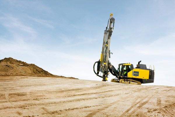 安百拓与奥信发展携手加强海外矿山项目合作