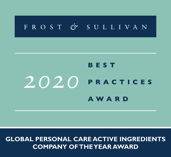 Mibelle Biochemistry's Ability to Introduce Breakthrough Active Ingredients for the Personal Care Market Lauded by Frost & Sullivan