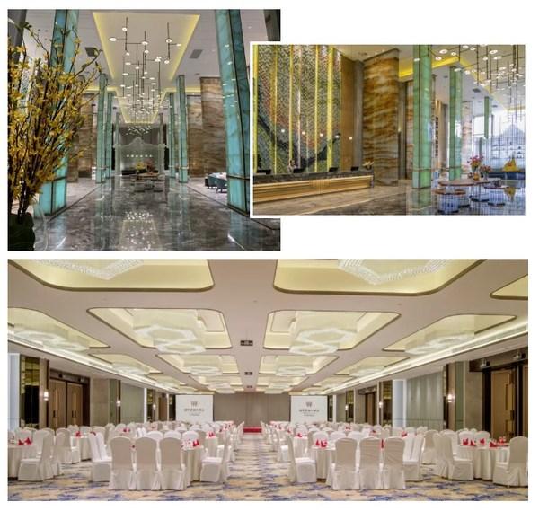 港府君澜大饭店新店开业 -- 江苏盐城高端酒店标杆