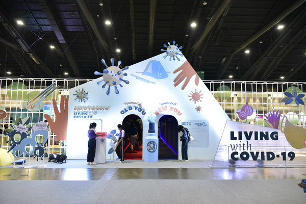 Taiwanese Design Lands in The National Science and Technology Fair in Thailand