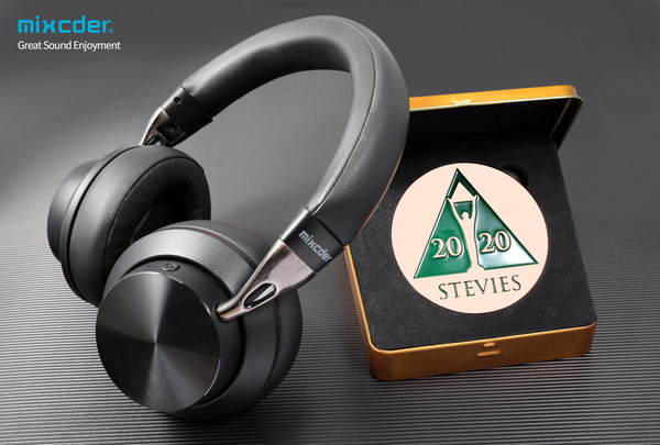 Mixcder E10 Wins Bronze Stevie(R) Award for State-of-the-Art Active Noise-Canceling Performance
