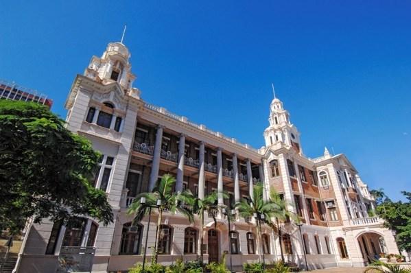 百年名校香港大学