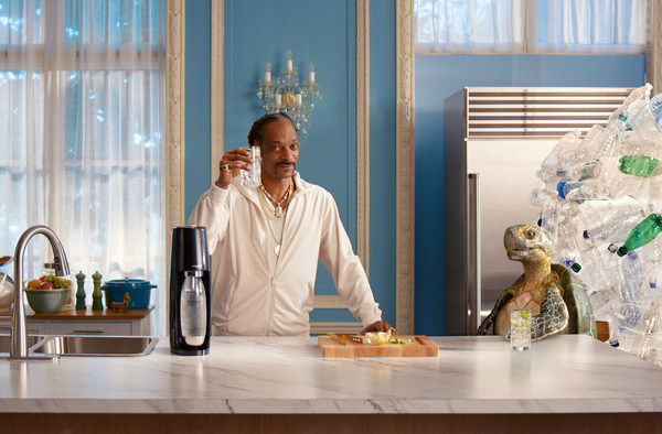 ソーダストリームとスヌープ・ドッグは極めて有意義な2020年ホリデーを祈る