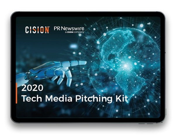 PR Newswire Publishes 2020 Tech Media Pitching Kit