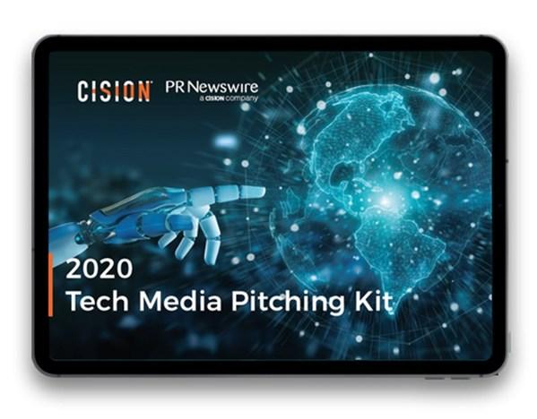 피알뉴스와이어의 2020 Tech Media Pitching Kit
