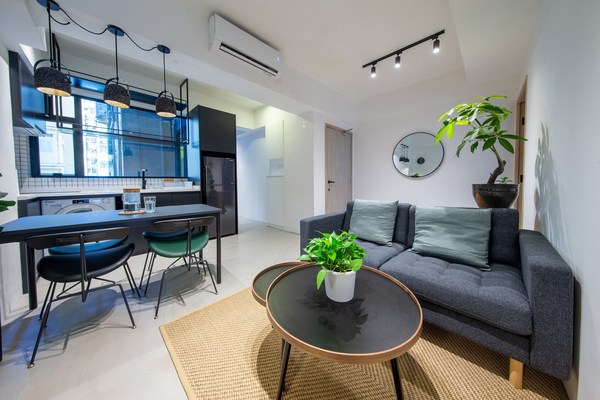 Hmlet reveals Hong Kong's first hotel-standard residential property in Tin Hau