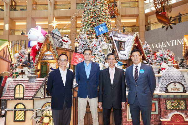 Hongkong Land Launches HK$100 Million Hongkong Land HOME FUND in Support of the Hong Kong Community