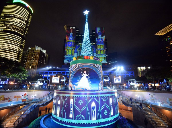 2020 Christmasland in New Taipei City