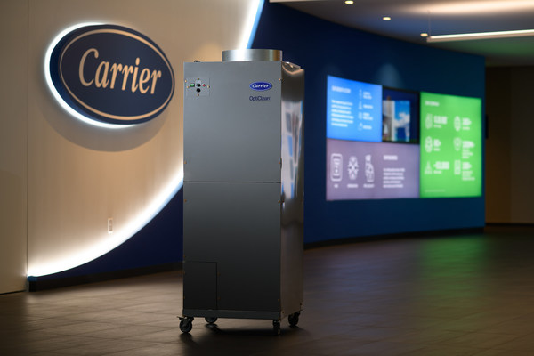 TIME Names Carrier's OptiClean a Best Invention of 2020