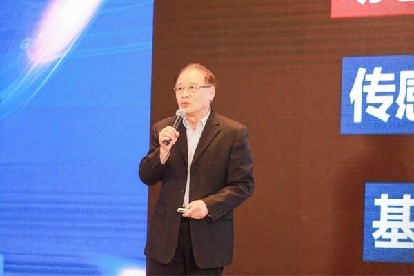 中国科学院院士褚君浩
