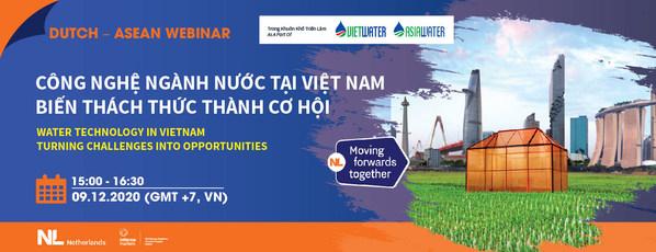 Informa Markets Vietnam và Đại sứ quán Hà Lan tổ chức Hội thảo trực tuyến