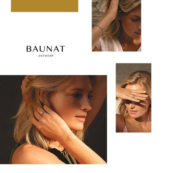 比利时钻石珠宝电商品牌BAUNAT