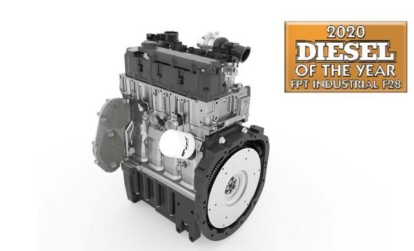 菲亚特动力科技新型F28天然气发动机