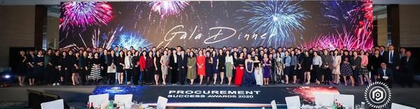 卓越采购奖2020颁奖典礼成功举办,正式揭晓获奖名单