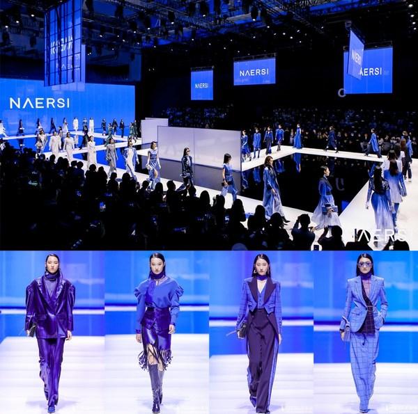 致敬独立自信的女性 - NAERSI徐志东获2020年度中国十佳时装设计师