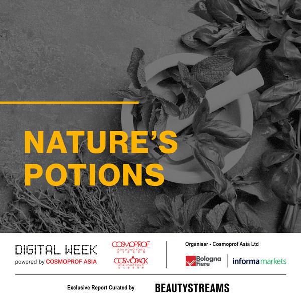 市场上对保护健康和增强免疫力的有效又环保的植物性配方需求日殷, 源于自然界的高效原材料正切合所求。