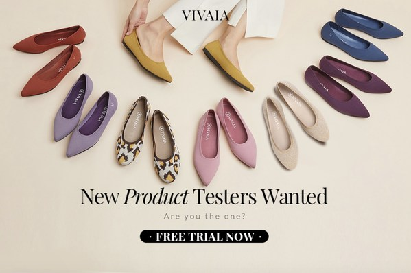 Sustainable Footwear Brand VIVAIA Launches Free Trial Worldwide