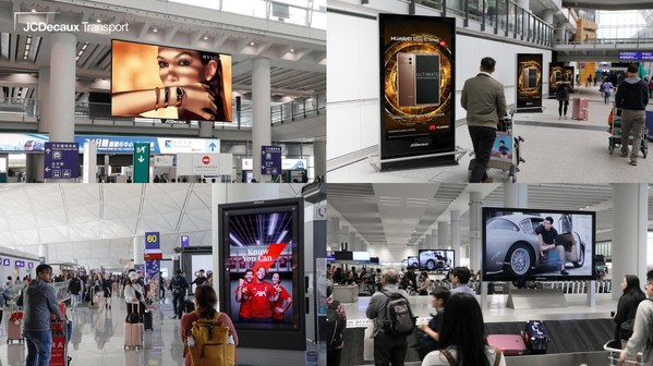 JCDecaux Transport launches programmatic trading capabilities for Hong Kong International Airport advertising