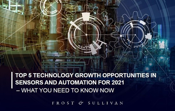 Sensors and automation trends 2021