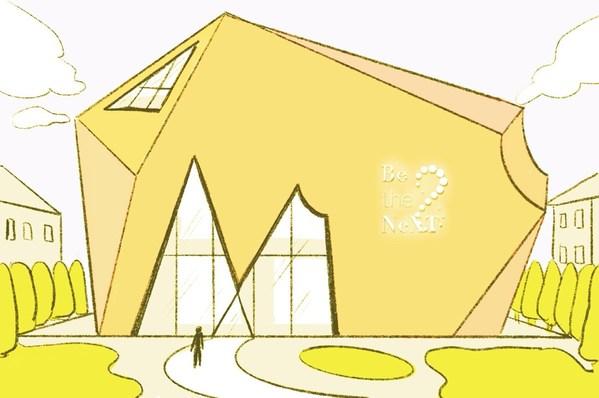 东京核心地带打造BEAUTY主题创意孵化空间 Be. the NeXT