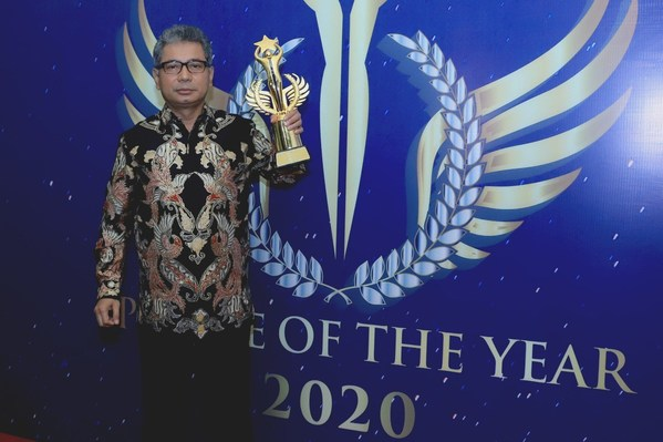 BRI President Director Sunarso was Named Best CEO of The Year