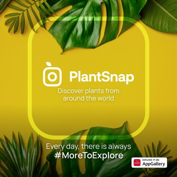 Popular Mobile App PlantSnap Has Been Released in the AppGallery