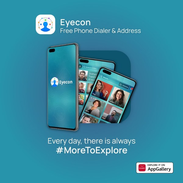 Mobile Communication App Eyecon is Available in the AppGallery