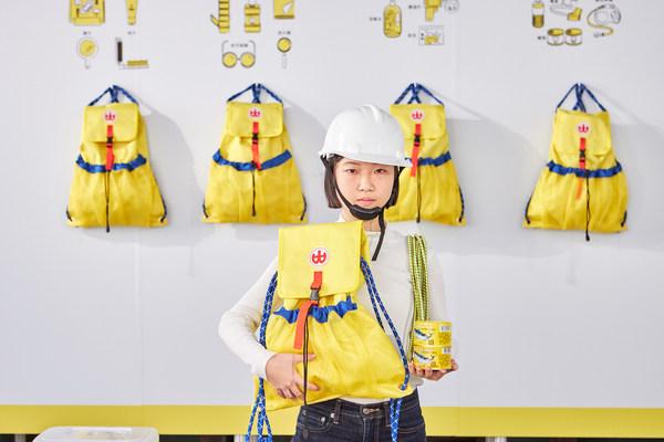 TDRIが主導し、非常用キットと防災教材で台湾と日本のデザイン協力を開始