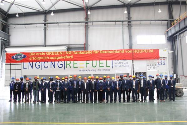环保效能先锋  DEKRA德凯助力德国运输业绿色转型