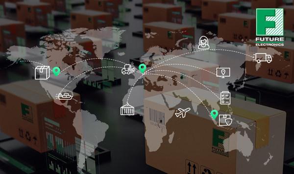 富昌电子将增强的电子商务解决方案应用于供应链管理