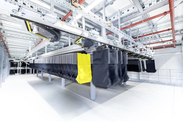 Automated pouch sorter systems such as the SSI Carrier can be applied to tap into the benefits of efficient picking processes.