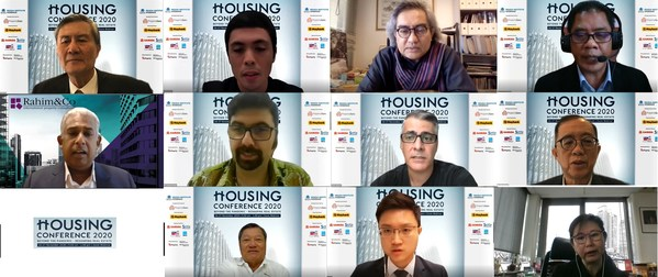 Housing Conference 2020 Webinar 'Beyond The Pandemic - Reshaping Real Estate' 26 November 2020