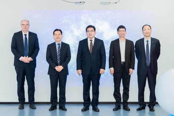 领行业之先,TUV莱茵创新空间暨智能实验室开幕仪式在沪举行