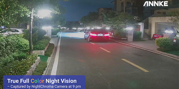 ANNKE Unveils New NightChroma™ Cameras - World's First ACE True Full Color Night Vision Smart Security Cameras Globally