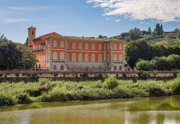 The new Renaissance of Palazzo Serristori