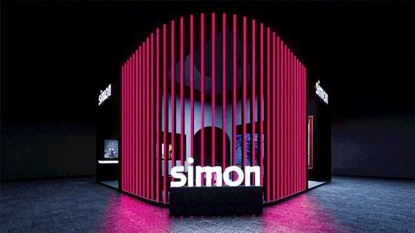 """Simon西蒙电气重磅亮相""""设计上海"""" 呈现空间设计全新浪潮"""