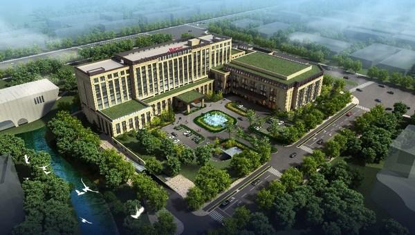 万豪酒店品牌持续于中国东南区拓展,温州第一家万豪酒店精彩亮相