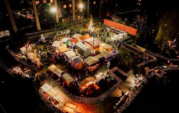 2020北京凯宾斯基圣诞慈善市集成功举办 开启欧洲风情圣诞月