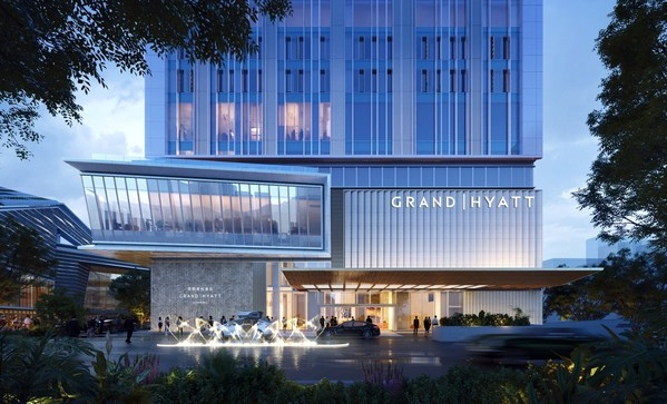 Opening in mid-2023, Grand Hyatt Kunming will feature 332 guestrooms and suites, state-of-the art amenities and extraordinary dining options. It will cater to the most discerning corporate business and leisure travelers and be a social hub for the local community. (Remarks: the photo is an artist's impression for reference only)