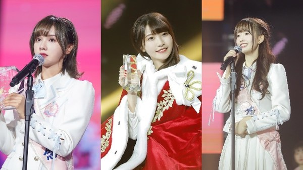 AKB48 Team SH 1st Idol Carnival Was Successfully Held; Zeng SiChun, Liu Nian, Zhu Ling Scoop Top Prizes