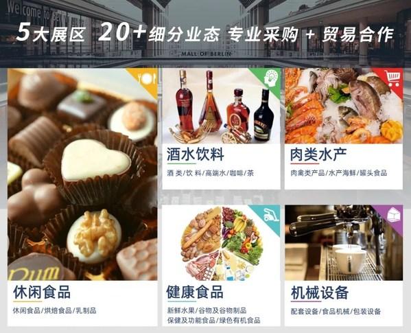 链接世界,未来已来 -- 2021世界食品广州展观众登记重磅开启