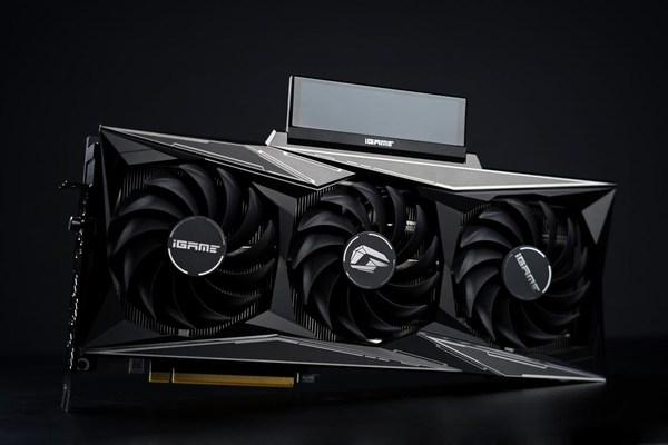iGame GeForce RTX 3060 Ti Vulcan OC
