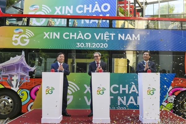 Viettel成为越南首家5G运营商