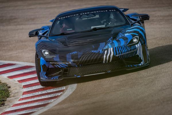 Battista High Speed & Dynamic Tests 3