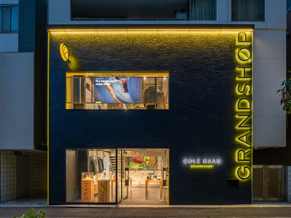 Cole Haan Unveils New GRANDSHØP in Harajuku's Cat Street