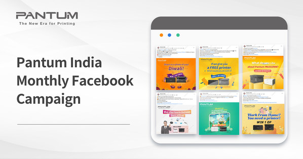Pantum Celebrates 10th Anniversary with End-of-Year Facebook Campaign